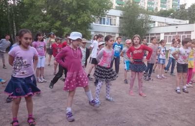 Дети района Чертаново Центральное