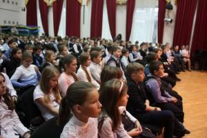 Ученики гимназии №1582