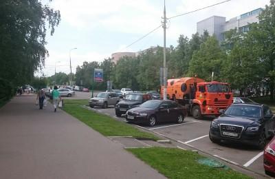 Улица Днепропетровская