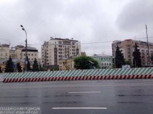 """В рамках """"Моей улицы"""" на Садовом кольце отремонтируют проезжую часть"""