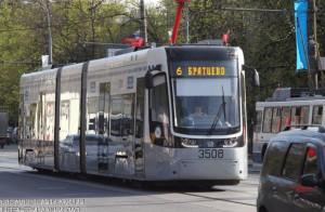 Переход на тактовое расписание позволил увеличить скорость движения общественного транспорта в Москве