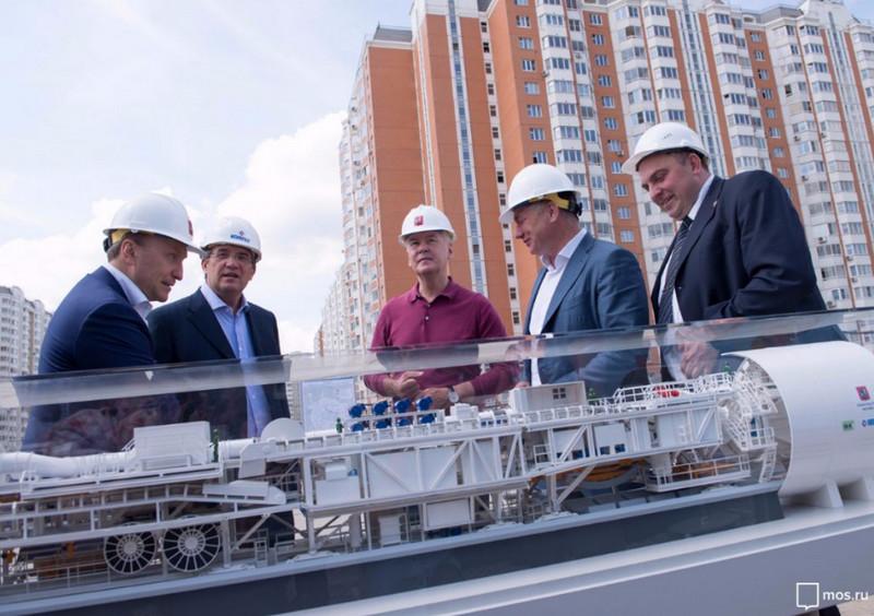 Настроящейся станции «Окружная» будет создан крупный ТПУ— Сергей Собянин
