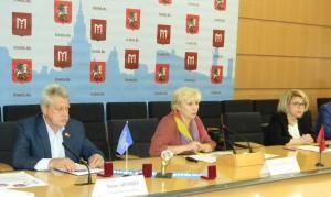 Михаил Антонцев и Елена Панина