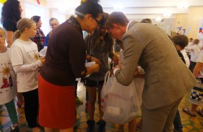 Любой желающий сможет помочь малоимущим семьям района Чертаново Центральное