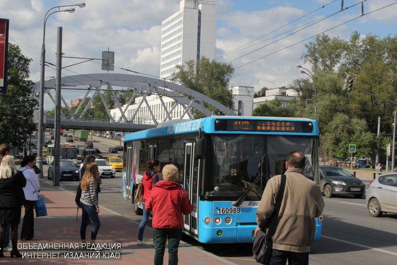 На маршруте № 796 появились дополнительные остановки