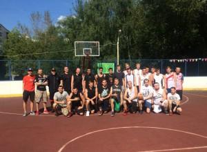 Команды перед матчем