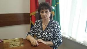 Глава муниципального округа Нина Пожарова