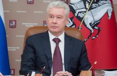 Собянин: в Москве открыто движение по Волоколамскому путепроводу
