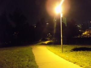 Уличный фонарь по адресу Кировоградская улица д.28 к.3
