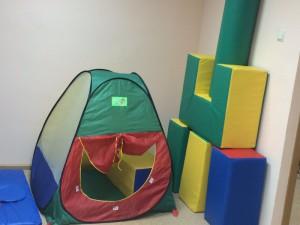 Детский спортивный зал