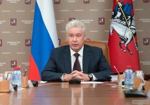 Сергей Собянин рассказал о подготовке к празднованию Нового года