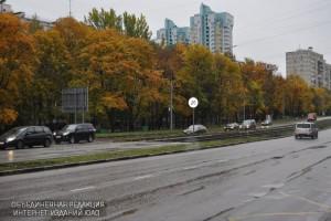 Улица в районе Чертаново Центральное