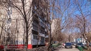 Жилой дом в районе Чертаново Центральное