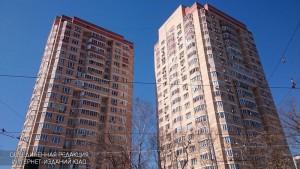 Жилые дома в районе Чертаново Центральное