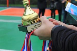Первое место заняла команда района Чертаново Центральное