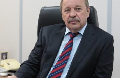 Префект Южного округа Алексей Челышев.