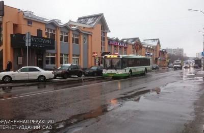Улица Красного Маяка в районе Чертаново Центральное