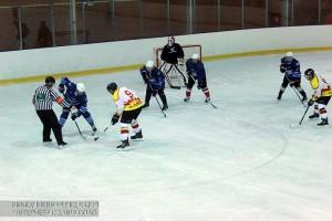 Хоккеисты в ЮАО