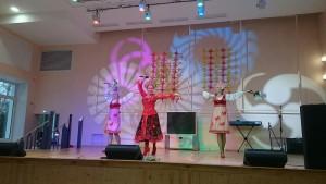 Выступление Анны Сизовой