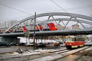 Поезд МЦК в ЮАО
