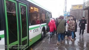 Выделенная полоса для общественного транспорта появилась в районе