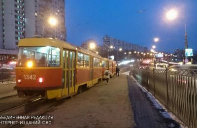 Трамвай №3 возобновит работу