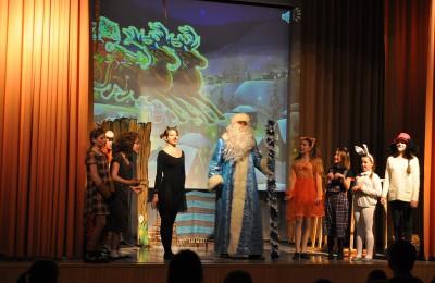 Музыкальная сказка «Сундучок Деда Мороза»
