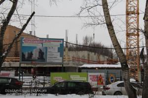 Строительство детско-взрослой поликлиники на Нагатинской улице