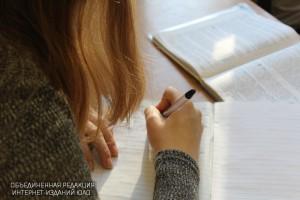 Школьники района напишут итоговое сочинение