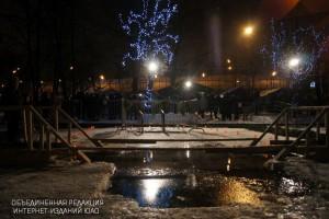Крещенская ночь в ЮАО