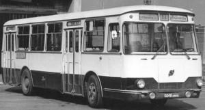 Автобус ЛиАЗ