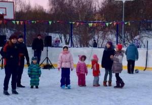 """Спортивный праздник """"Зимние забавы"""""""
