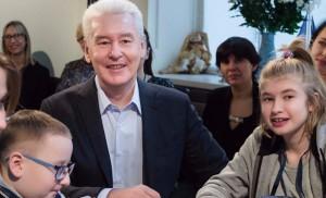 Собянин учредил гранты за качество обслуживания пациентов в поликлиниках