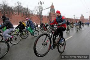 Зимний велоконгресс пройдет в Москве в 2018 году