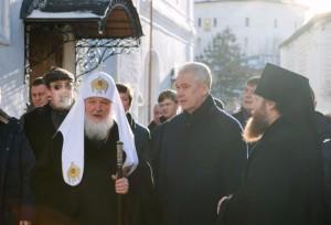 В Москве за 6 лет полностью завершена реставрация 33 храмов и монастырей - Сергей Собянин