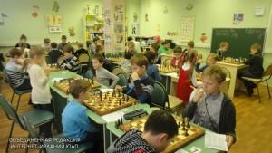 Шахматные соревнования в ЮАО