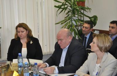 Глава управы Владимир Михеев