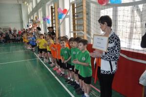"""Спортивные соревнования """"Школа мяча"""""""