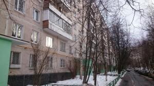Дом по адресу: улица Днепропетровская, дом 5, корпус 2