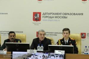 Форум кадетского образования пройдет в столице