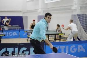 Теннисная игра в ЮАО