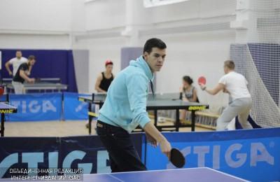 Получатели соцуслуг выступили на турнире по настольному теннису