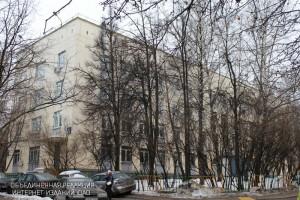 Поликлиника в районе Чертаново Центральное