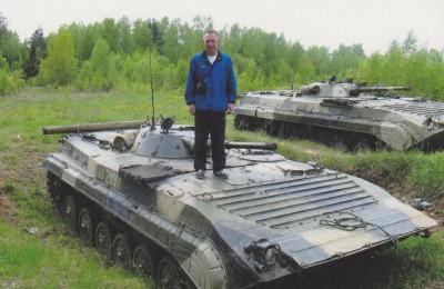 Олег учебные сборы