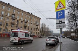 Жилой дом на улице Ленинская Слобода