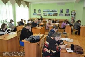 Жители района Чертаново Центрально напишут Тотальный диктант в гимназии №1582