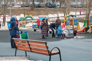 Новые детские и спортивные площадки появятся в Чертаново Центральном