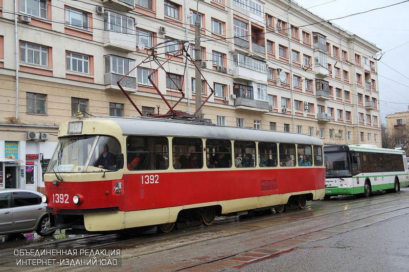 В российской столице 15апреля состоится парад трамваев