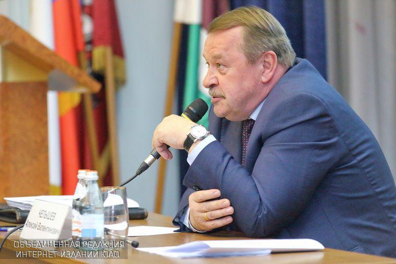 Префект Алексей Челышев обсудит с жителями итоги голосования по программе реновации