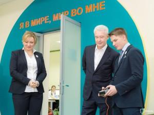 Школы помогут детям выбрать будущую профессию - мэр Москвы Сергей Собянин